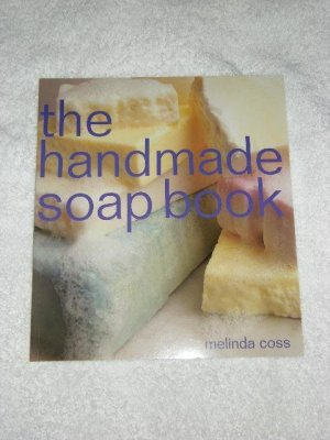 The handmade soap book